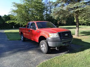 Ford F150 4x4 Triton w toolbox, snow plow and salt spreader for Sale in Thomasville, PA