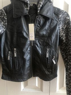 Leather Jacket New for Sale in Cleveland,  OH