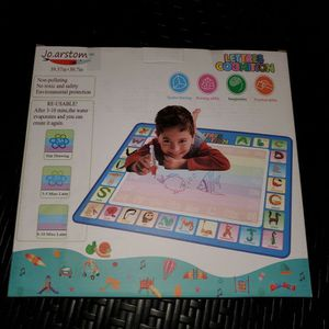 Water Doodle Mat Toy for Kids 40 x 32 Inches Aqua Magic NEW ½ PRICE for Sale in Virginia Beach, VA