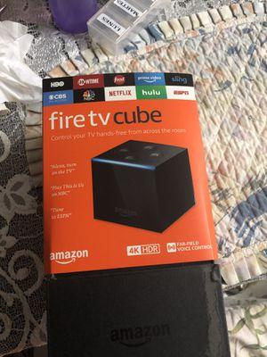 Amazon Fire tv cube for Sale in South El Monte, CA