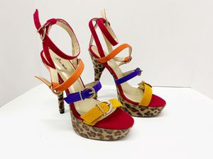 🆕✨ Multi color heels for Sale in Nashville, TN