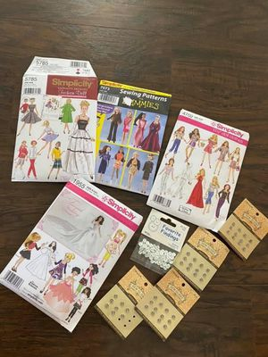 DIY Barbie clothes lot for Sale in Eugene, MO