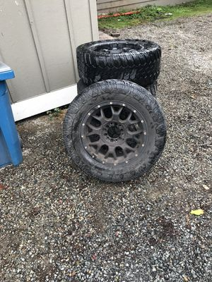 6 lug Chevy rims for Sale in Snohomish, WA
