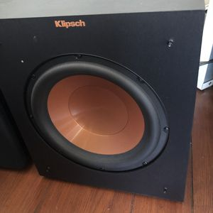 "Klipsch 10"" subwoofer for Sale in Huntington Park, CA"