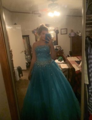 Pageant / promdress for Sale in Fayetteville, NC