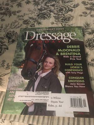 Dressage Anniversary Issue September 2006 for Sale in Davenport, FL