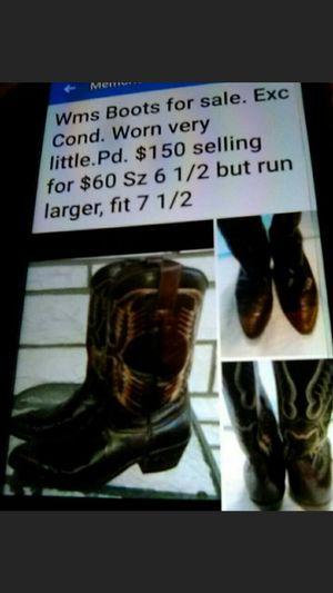 WOMEN'S BOOTS for Sale in Clarksburg, WV