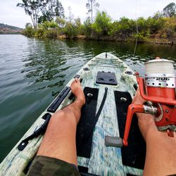 12ft Pro Angler Fishing Kayak Grass Camo for Sale in Spring Valley,  CA