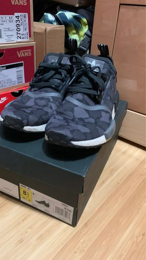 adidas nmd r1 duck camo for Sale in Everett, WA