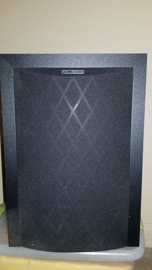 Polkaudio Home Subwoofer for Sale in North Las Vegas, NV