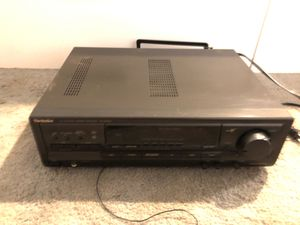 Technics av control stereo receiver SA-EX500 for Sale in Seattle, WA