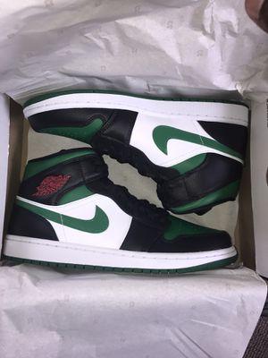 Air Jordan 1 green toe size 11 for Sale in Mount Kisco, NY