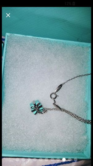 Tiffany & Co. Box Necklace for Sale in South Gate, CA
