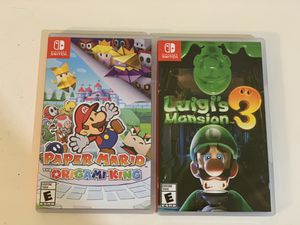 Nintendo Switch Games for Sale in Cypress, CA