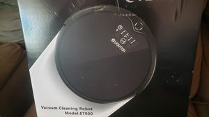 Eventer vacuum cleaning robot model E 7000 brand new for Sale in Richmond, VA