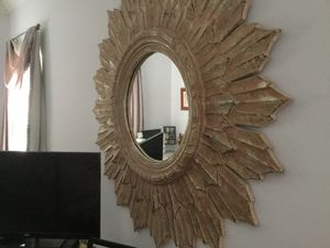 Decorate wall mirror for Sale in Jackson Township, NJ