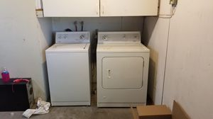 Kenmore washer and dryer for Sale in Escondido, CA