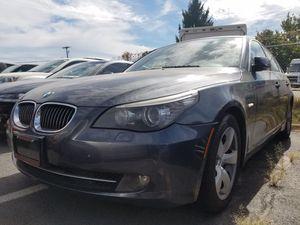 🔥Dasto Auto 🔥2008 BMW 528I FINANCING AVAILABLE🔥 for Sale in Manassas, VA
