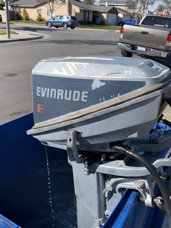 Johnson 14 Special 2 Stroke Outboard Boat Motor for Sale in Cypress,  CA