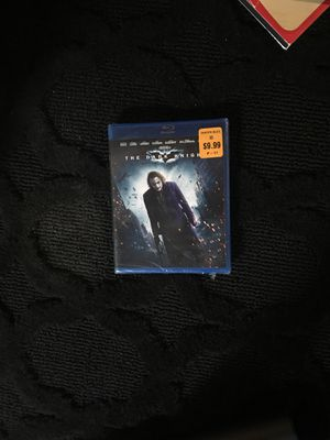 Dark Knight Blu Ray for Sale in Castle Rock, CO