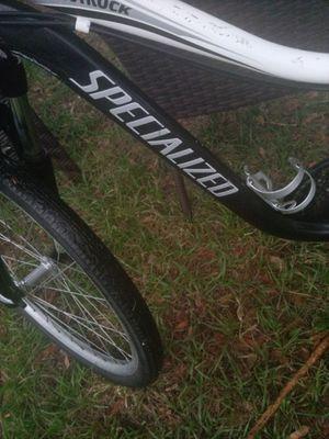 bike 24 specialized speed 7 transmisión 7 black for Sale in Lake Hamilton, FL
