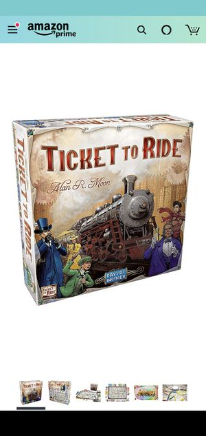 Ticket to Ride board game for Sale in Ashburn, VA