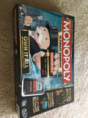 Monopoly board game for Sale in Royal Oak, MI