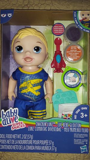 BABY ALIVE DOLL NEW TOYS $25 ✔✔✔PRICE IS FIRM✔✔✔ for Sale in Bell Gardens, CA