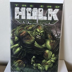 Marvel Comic Book: Hulk - The End #1 One Shot for Sale in Richmond, CA
