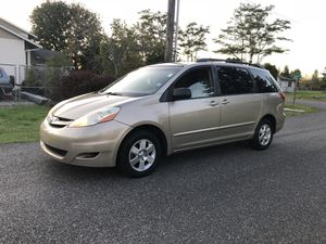 2006 Toyota Sienna for Sale in Tacoma, WA