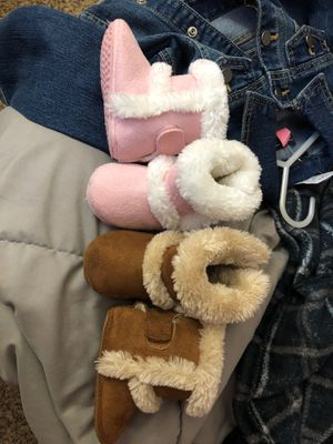 Baby girl boots for Sale in Lakewood, CO