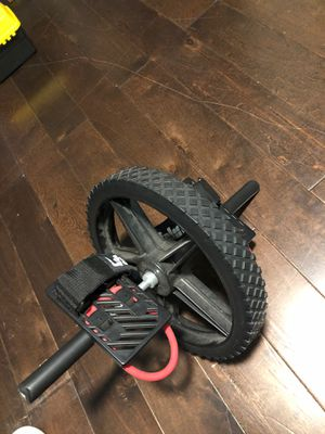Lifeline Ab Exercise Workout Wheel for Sale in Rancho Cucamonga, CA