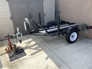 Trailer 10x5 3 ramp for Sale in Hawthorne, CA