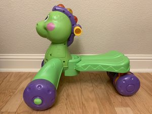 Fisher-Price Go Baby Go! Stride-to-Ride Dino for Sale in Lewisville, TX
