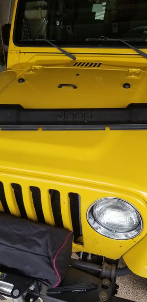 Jeep TJ sway bar cover 97-06 for Sale in New Port Richey, FL