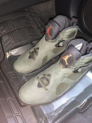 """Jordan """"TAKE FLIGHT"""" 8's for Sale in Tacoma, WA"""