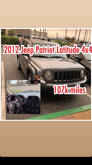 Jeep Patriot for Sale in Whittier, CA
