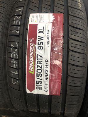 215/50ZR17 215/50R17 215-50-17 2155017 for Sale in Dallas, TX