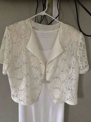 White dress for Sale in Frederick, MD