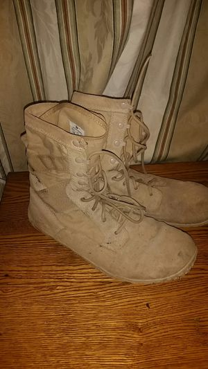 Vibram Zero Drop Tactical Boots Size 12W for Sale in US