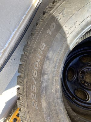 Snow tires and wheels for Sale in East Wenatchee, WA