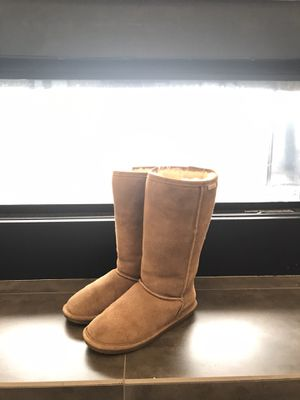 Women's Size 8 Bear 🐻 Paw 🐾 Tall Emma Boots 👢 for Sale in Hillsboro, OR