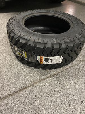 New!!Nitro Trail Grappler M/T 35x12.5R20 for Sale in GOODFELOW Air Force Base, TX