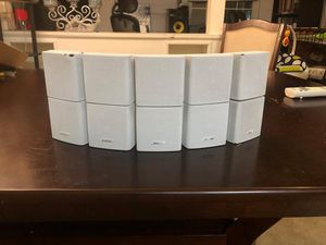 bose cube speakers for Sale in Parkville, MD
