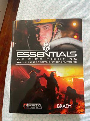 Fire Essentials of Fire Fighting 6 for Sale in Garden Grove, CA
