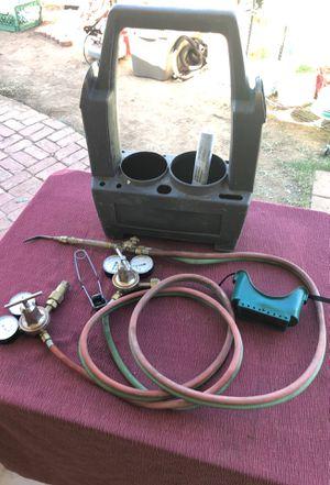 Brazing kit without tanks for Sale in Phoenix, AZ