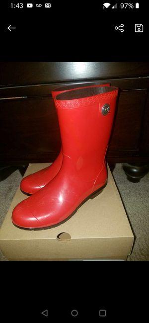 """UGG rain boots """"brand new!"""" for Sale in Dalton, GA"""