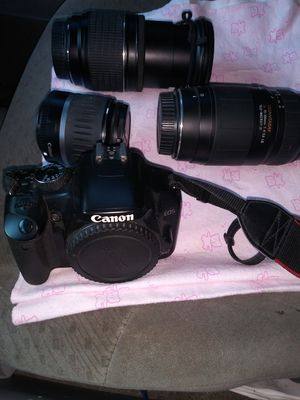Camara cannon for Sale in Miami Gardens, FL