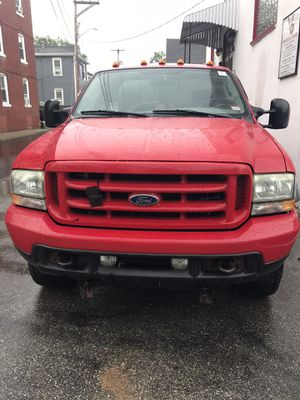 Ford F-350 super duty crew cab for Sale in Everett, MA