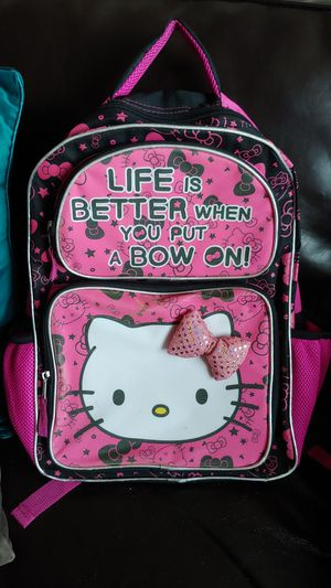 Hello Kitty Backpack for Sale in Dallas, TX